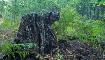 Productfoto: HBN Camouflage cloth cotton II