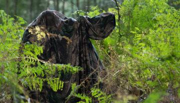 Productfoto: HBN TopCamo II camouflage cloth