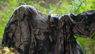 Product: HBN TopCamo II camouflage cloth