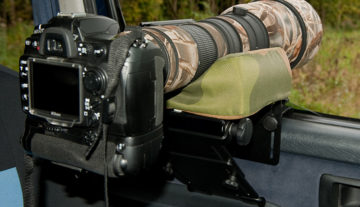 Productfoto: HBN Eckla-Eagle Autotürstativ