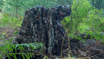 Product: HBN Camouflage cloth cotton II