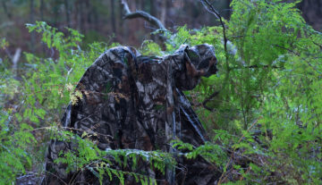 Productfoto: HBN Camouflagekleed Katoen II