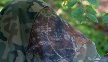 Productfoto: HBN Camouflagekleed katoen I