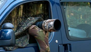 Product: HBN Camouflagegordijn